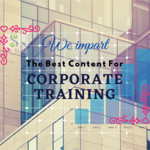 CORPORATE TRAINING COURSES